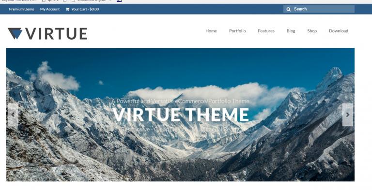 http://themes.kadencethemes.com/virtue/
